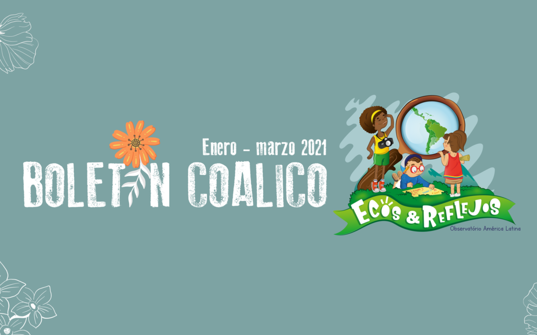 Boletín COALICO: Ecos y Reflejos